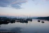 Quiet Side Shots - Southwest Harbor Sunset
