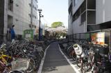 Bicycle park at Shibuya @f8 D700