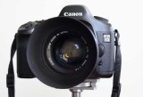 Canon FD 55mm F1.2 S.S.C. to EF-mount conversion