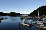 Picton Harbor at Dusk