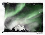 Faux Northern Lights
