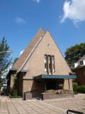 Hilversum, Jehova getuigen koninkrijkszaal 11, 2008.jpg