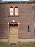 Hilversum, prot Grote Kerk deur, 2008.jpg