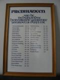 Boven Leeuwen, NH kerk nieuwe predikantenbord in 2010.jpg