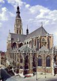 Breda, prot gem Grote Kerk, circa 1975