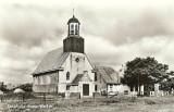 De Koog, kerkje, circa 1950