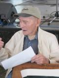 George Calkins  2008 Port Townsend Wooden Boat Festival