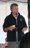 Matt Murphy, WoodenBoat editor, detailing accomplishments by George.