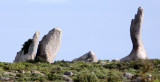 WEST COAST NATIONAL PARK SOUTH AFRICA - HAND ROCK OUTCROPPING.JPG