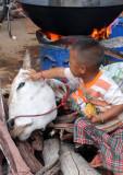 HILLTRIBE - HMONG - FUNERAL - CHRISTMAS IN THAILAND TRIP 2008 (4).JPG