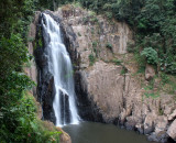 KHAO YAI - HAEW NAROK WATERFALLS - CHRISTMAS IN THAILAND TRIP 2008.JPG