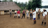 ECUADOR - AMAZONA - NATIVE VILLAGE - BLOWDARTING.jpg