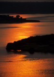 UGANDA - SUNSET OVER LAKE EDWARD - QE.jpg