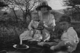 Edna Gavin and Robin aged 1 :-)