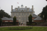 Kingston Lacy in the rain