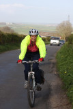 Ruth on wheels