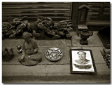 chairman mao & buddha
