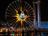 Disneyland and California Adventure 2009