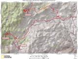 Desoto & Swatstika Mine Map