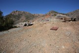 Old Mine Relics Before Desoto Mine