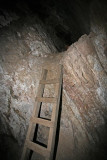 Ladder to Upper Tunnel