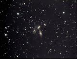 NGC 7317 - Stephen's Quintet