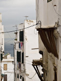 Casbah - Alger - Between sky an sea