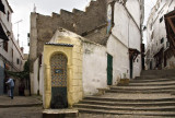 Casbah - Alger - The yellow fountain