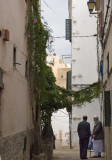Casbah - Alger - The pergola
