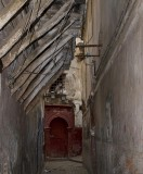 Casbah - Alger - The purple door