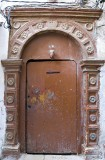 Casbah - Alger - The brown door