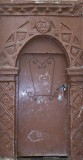 Casbah - Alger - The brown door (2)