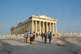 Parthenon in Greece, not Rome