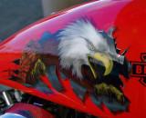 Harley Tank Art