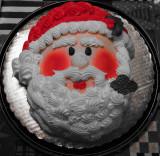 Santa Cake (color Pick)