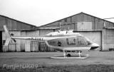 Augusta Bell  AB206 Jet Ranger  G-AVII