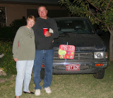 Dora Lynn and Lynn Blackburn