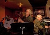 Pete Christlieb @Henri's Back Room piano=Johnny Hammond, Trombone=Guy Whitfield Bass=Jim Hughurt drums=Bob Leatherbarrow