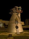 Tom and Jenn HiJacking a Saturn V