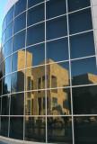 Reflection of Richard Meier's genius