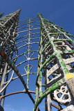 Amazing Watts Towers