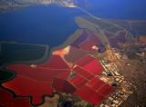 Salt Ponds Fremont California