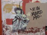 wall, oaxaca