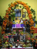 ofrenda, San Bartolo Coyotepec