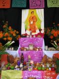 hilary's ofrendas - altars - day of the dead, oaxaca, mexico 2007