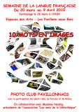 Semaine de la langue française 2010