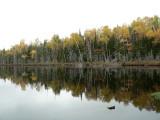 Le lac 27-10-2007