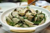 Delicious clams        欖油煮蜆