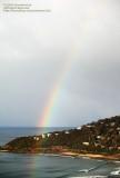 Rainbow over the Creek
