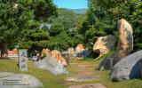 Flying stone path